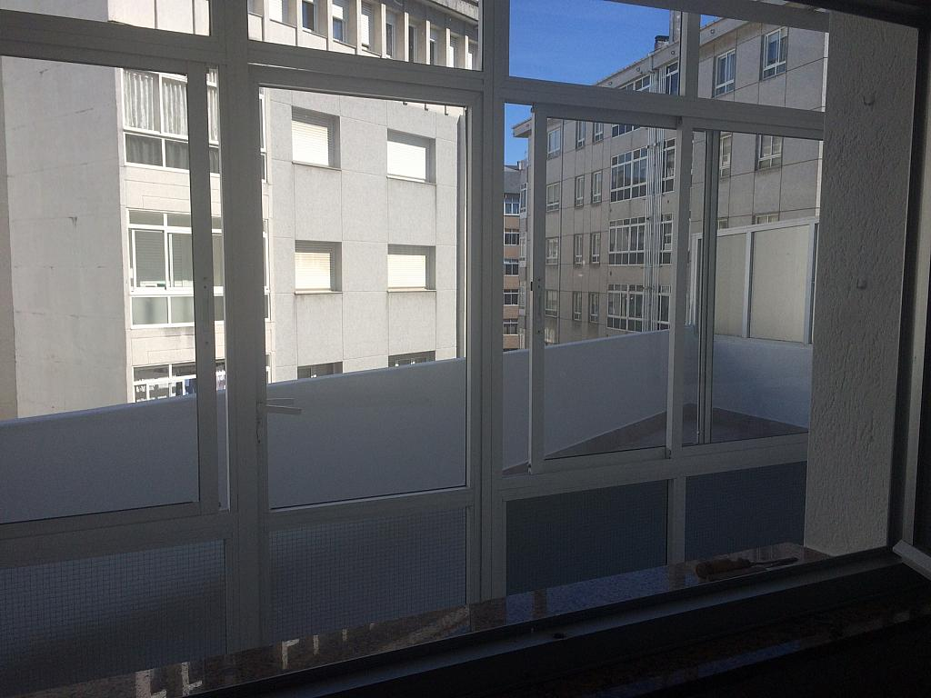 Terraza - Piso en alquiler en calle Primavera, Lugo - 330143874
