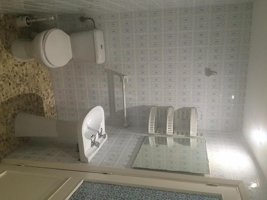 Baño - Piso en alquiler en calle Primavera, Lugo - 330143882
