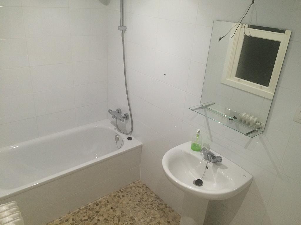 Baño - Piso en alquiler en calle Primavera, Lugo - 330143885
