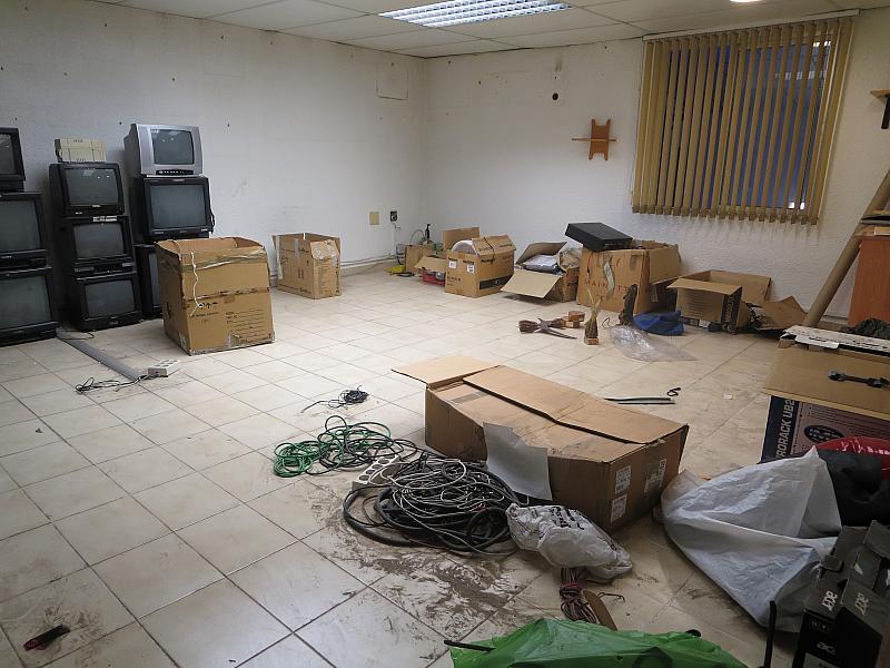 Dormitorio - Nave industrial en alquiler en calle Espacio, Polígonos-Recinto Ferial Cortijo de Torres en Málaga - 181578080