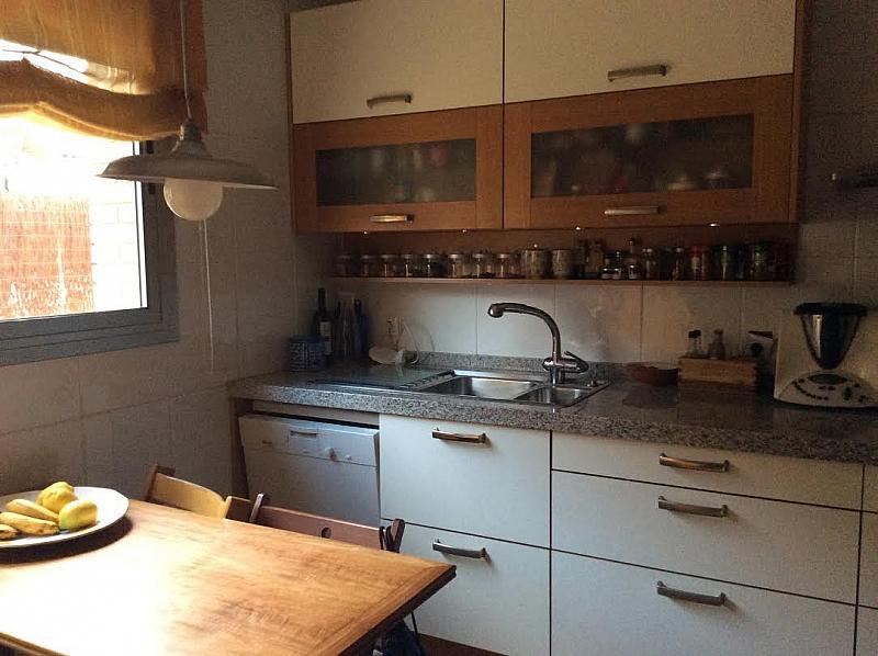 Cocina - Casa pareada en alquiler en calle Verge de Montserrat, La Floresta en Sant Cugat del Vallès - 189452593