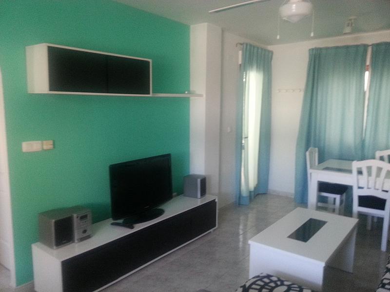 Salón - Apartamento en alquiler en calle Coll Verd, Las Marinas - Les Marines  en Dénia - 237710911