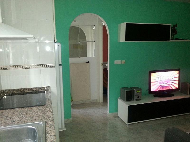 Vestíbulo - Apartamento en alquiler en calle Coll Verd, Las Marinas - Les Marines  en Dénia - 237711894