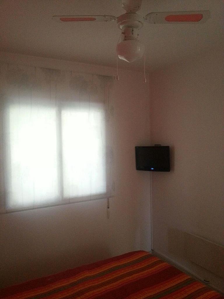 Dormitorio - Apartamento en alquiler en calle Coll Verd, Las Marinas - Les Marines  en Dénia - 237711924