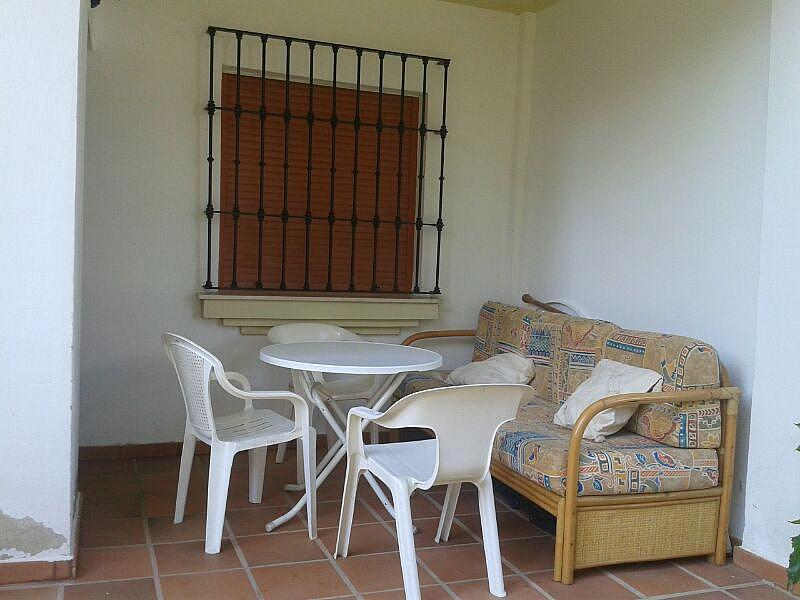 Terraza - Apartamento en alquiler en calle Coll Verd, Las Marinas - Les Marines  en Dénia - 237711992