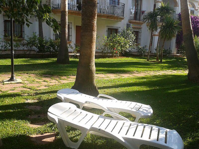 Terraza - Apartamento en alquiler en calle Coll Verd, Las Marinas - Les Marines  en Dénia - 237711996