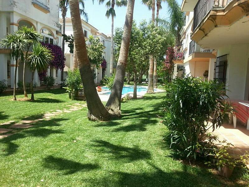 Jardín - Apartamento en alquiler en calle Coll Verd, Las Marinas - Les Marines  en Dénia - 237712038