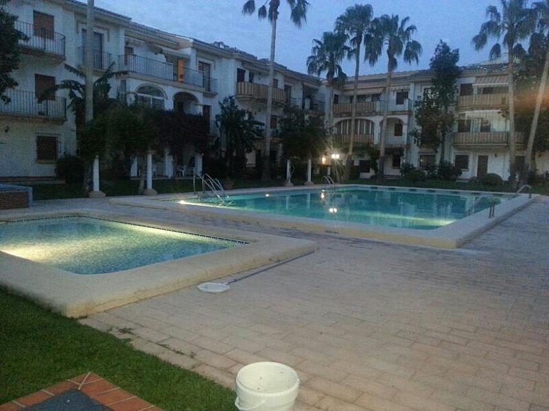 Piscina - Apartamento en alquiler en calle Coll Verd, Las Marinas - Les Marines  en Dénia - 237712168