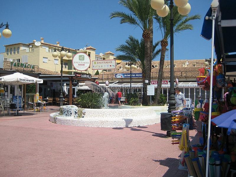 Plano - Apartamento en alquiler en calle Coll Verd, Las Marinas - Les Marines  en Dénia - 256890184