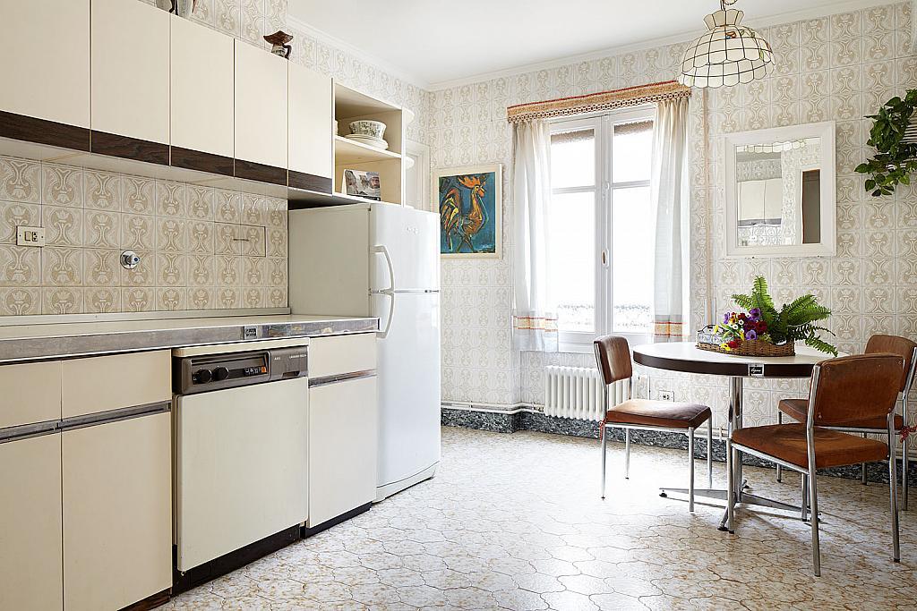 Cocina - Piso a compartir en calle San Juan, Eibar - 323052527