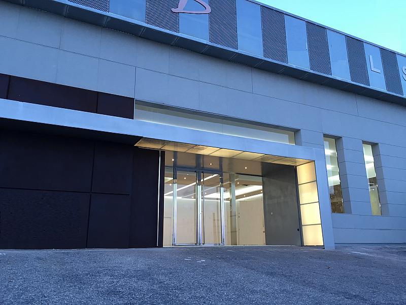 Fachada - Oficina en alquiler en carretera Ocaña, Babel en Alicante/Alacant - 256404217