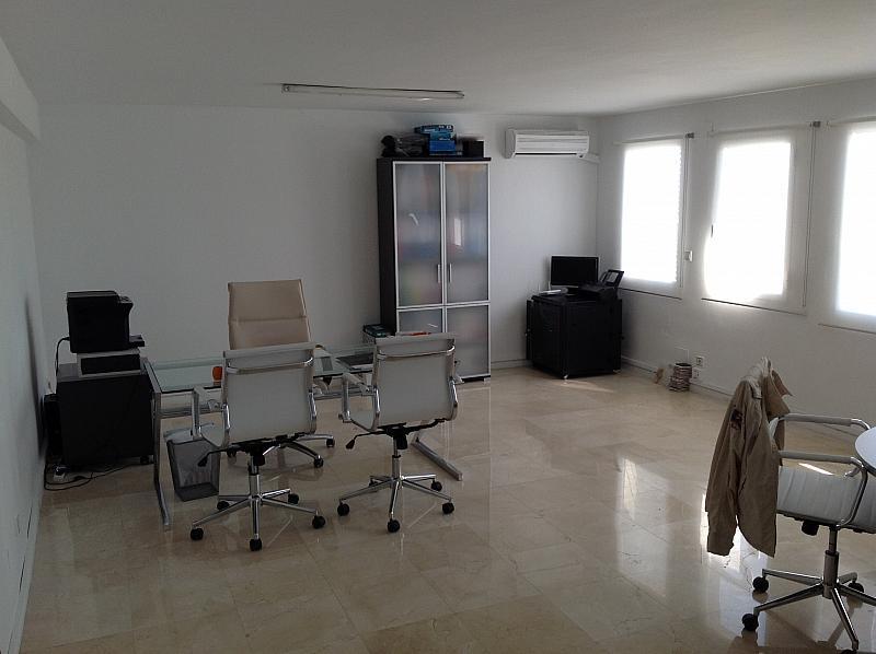 Detalles - Oficina en alquiler en carretera Ocaña, Babel en Alicante/Alacant - 256404351