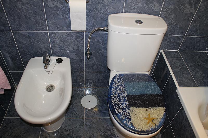 Baño - Apartamento en alquiler en calle Jaén, Torrox-Costa en Torrox - 215953750