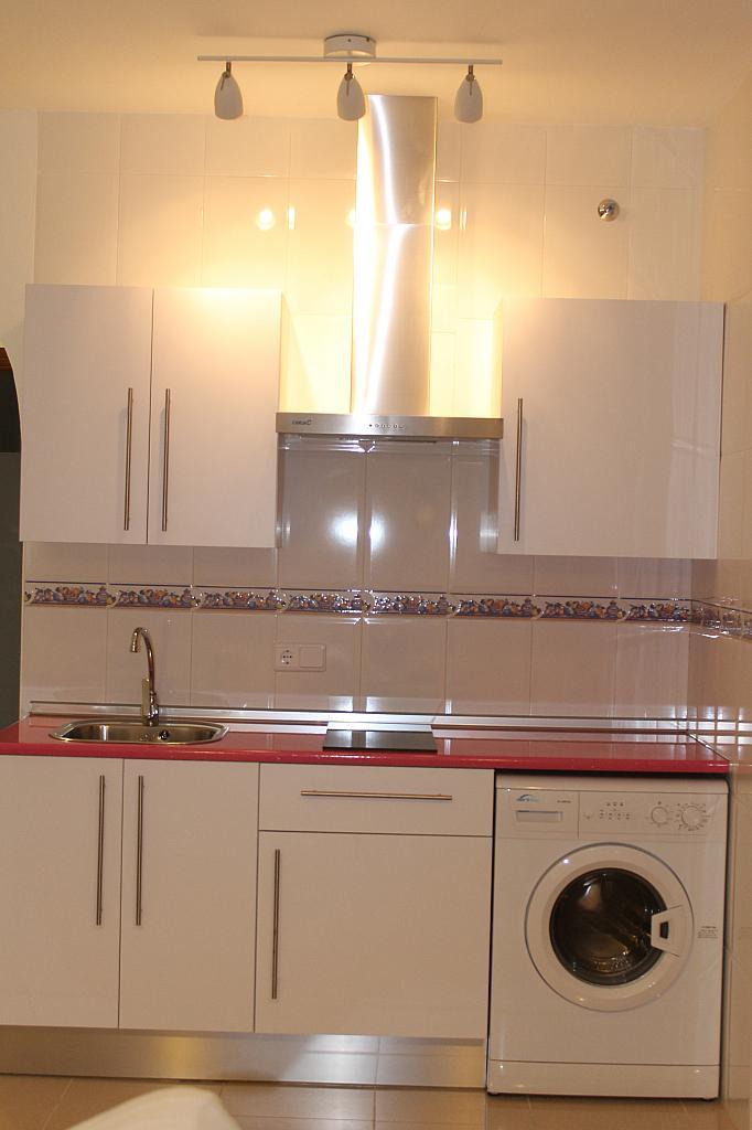 Cocina - Apartamento en alquiler en calle Jaén, Torrox-Costa en Torrox - 215953768