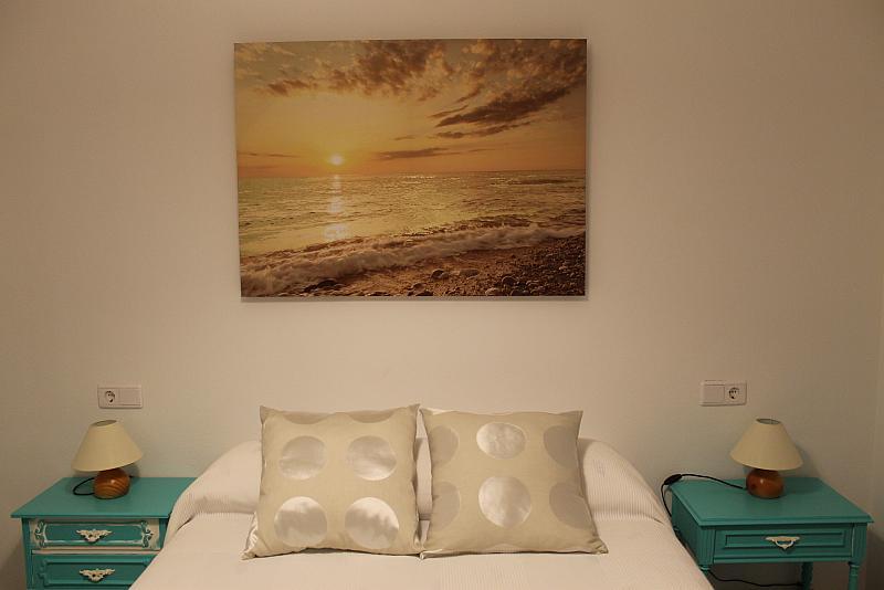 Dormitorio - Apartamento en alquiler en calle Jaén, Torrox-Costa en Torrox - 215953771