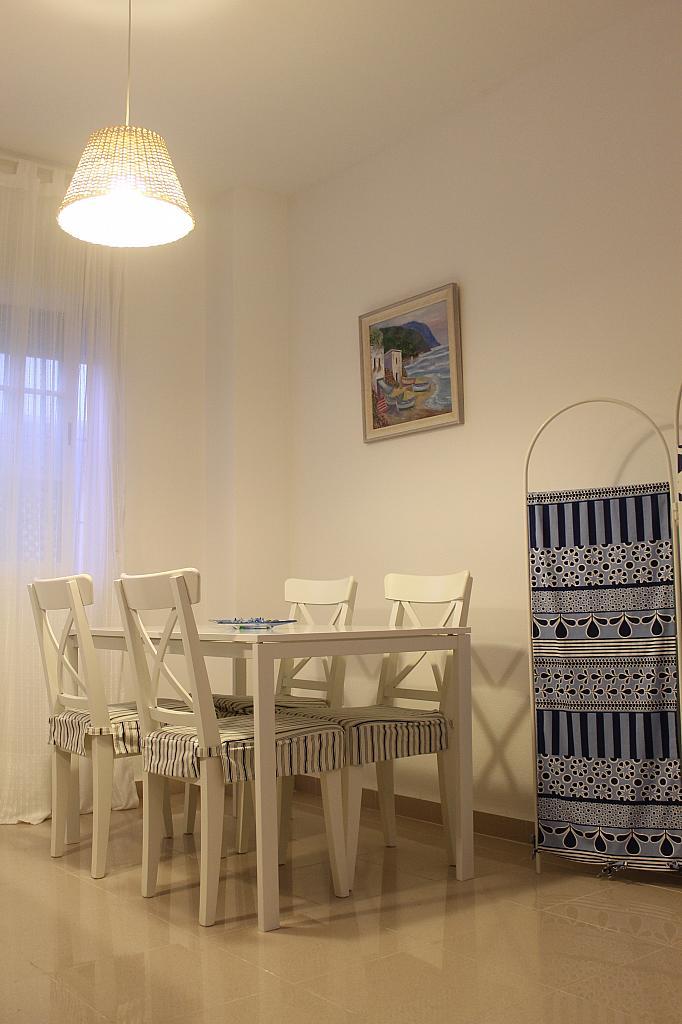 Comedor - Apartamento en alquiler en calle Jaén, Torrox-Costa en Torrox - 215953872
