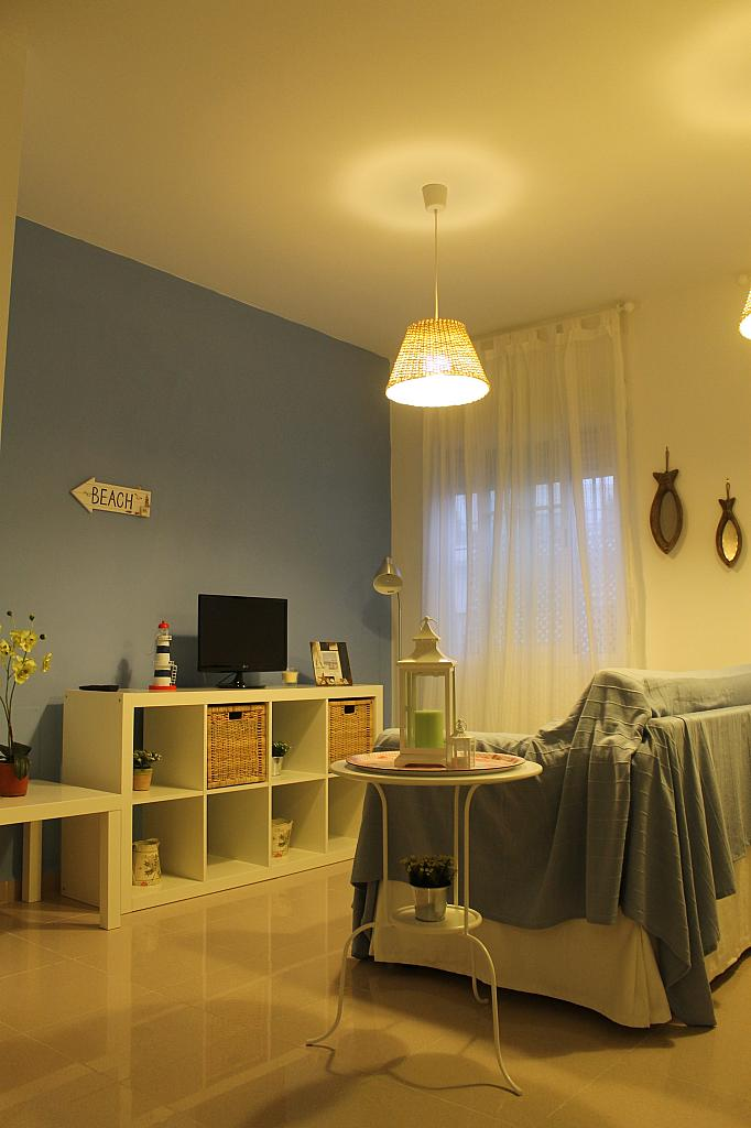 Salón - Apartamento en alquiler en calle Jaén, Torrox-Costa en Torrox - 215953897