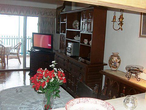 Comedor - Apartamento en venta en calle Alcoy, Levante en Benidorm - 258353969
