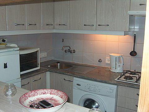 Cocina - Apartamento en venta en calle Alcoy, Levante en Benidorm - 258353976