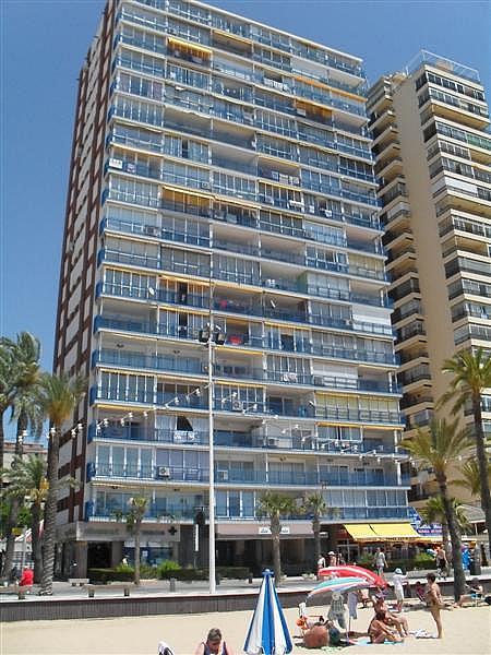 Fachada - Apartamento en venta en calle Alcoy, Levante en Benidorm - 258353982
