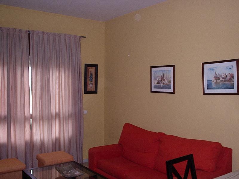 Comedor - Apartamento en alquiler en calle Barrerillo, Bormujos - 249922419