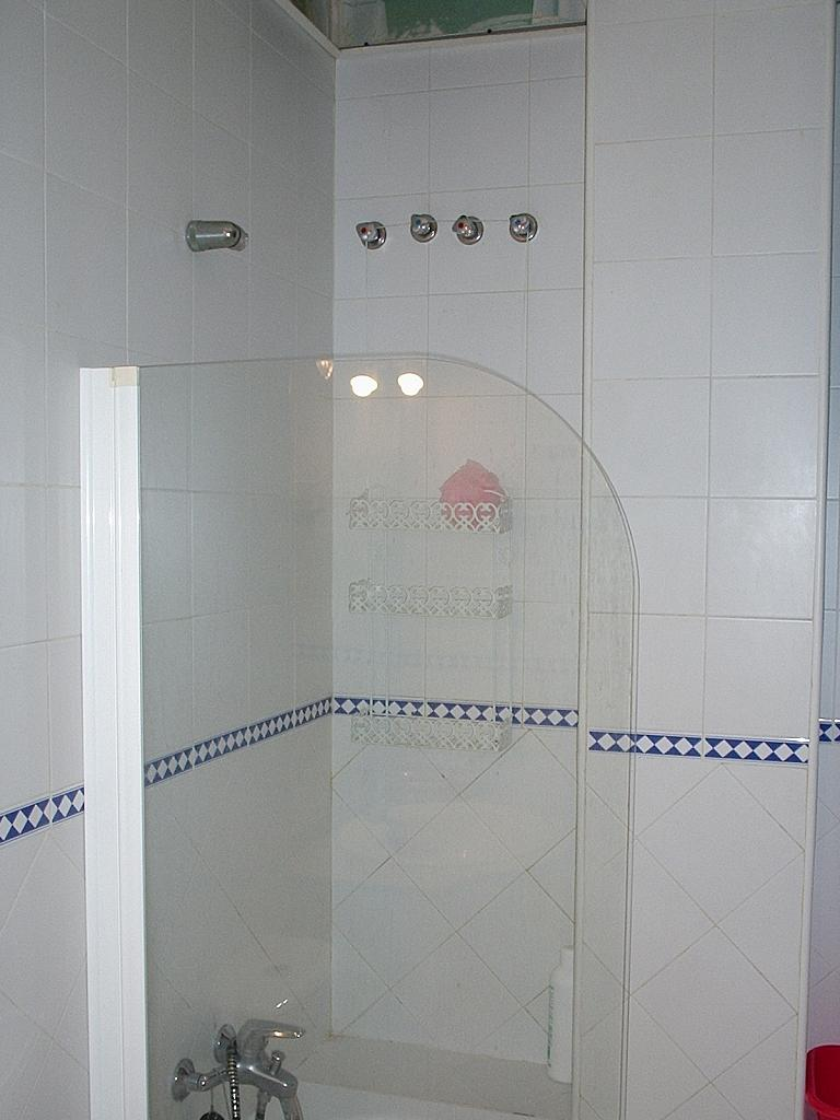 Baño - Apartamento en alquiler en calle Barrerillo, Bormujos - 249923170