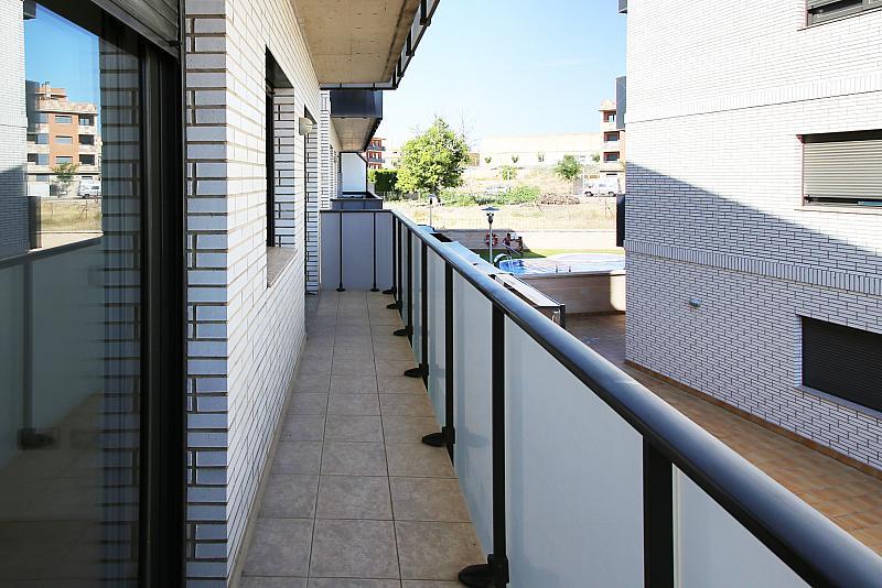 Balcón - Piso en alquiler en calle Devesa, Alcarràs - 211935100