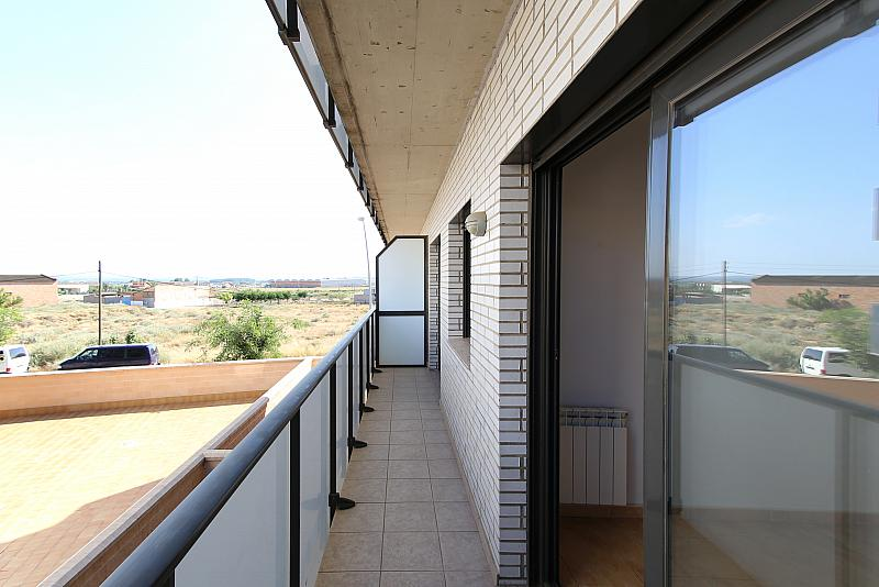 Balcón - Piso en alquiler en calle Devesa, Alcarràs - 211935187