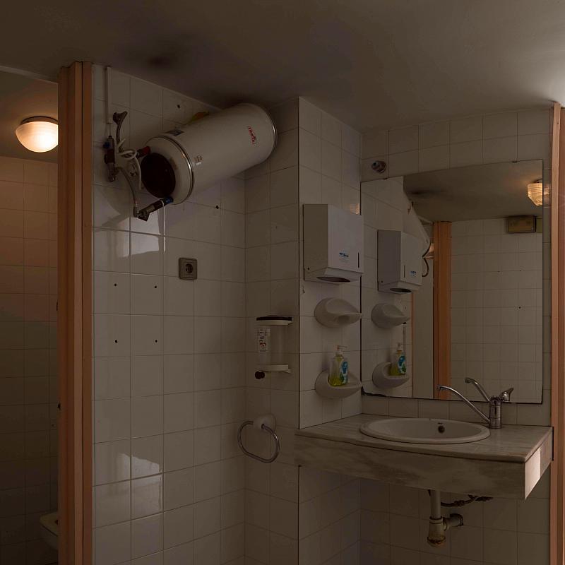Baño - Despacho en alquiler en calle Talamanca, Barri antic en Manresa - 222219326