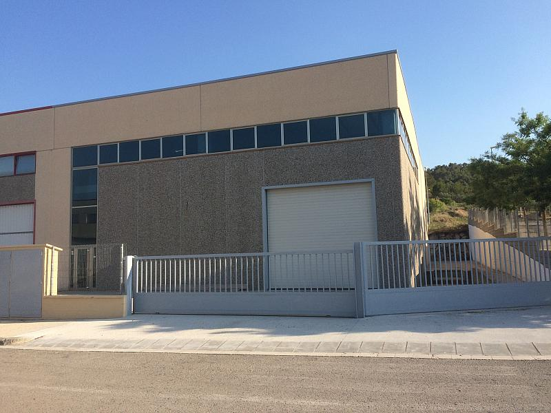 Fachada - Nave industrial en alquiler en calle Vinyets, Sant Quintí de Mediona - 199568360