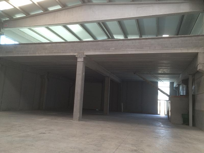 Plano - Nave industrial en alquiler en calle Vinyets, Sant Quintí de Mediona - 199568540