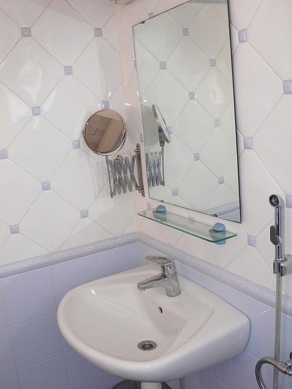 Baño - Apartamento en alquiler en plaza Cabrits, Part Alta en Tarragona - 331823864