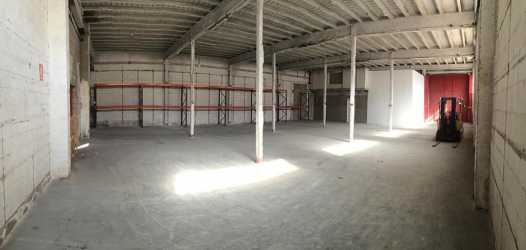 Vistas - Nave industrial en alquiler en calle Mercurio, Sur en Leganés - 332688395