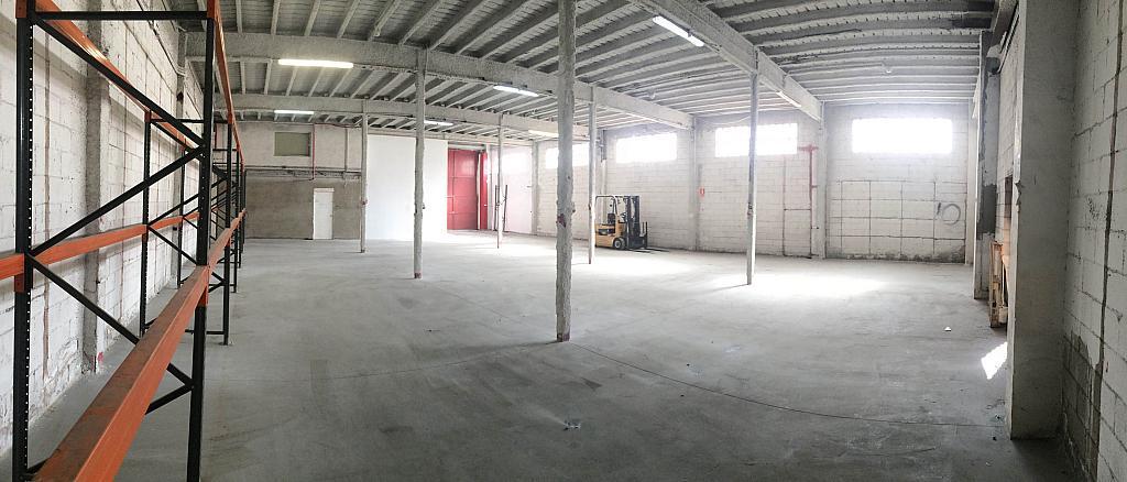 Vistas - Nave industrial en alquiler en calle Mercurio, Sur en Leganés - 332688422