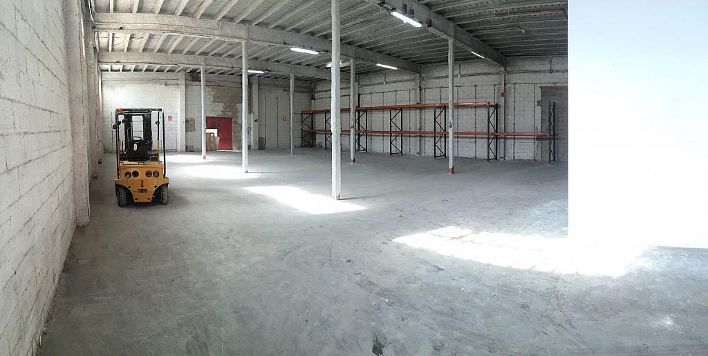 Vistas - Nave industrial en alquiler en calle Mercurio, Sur en Leganés - 332688478
