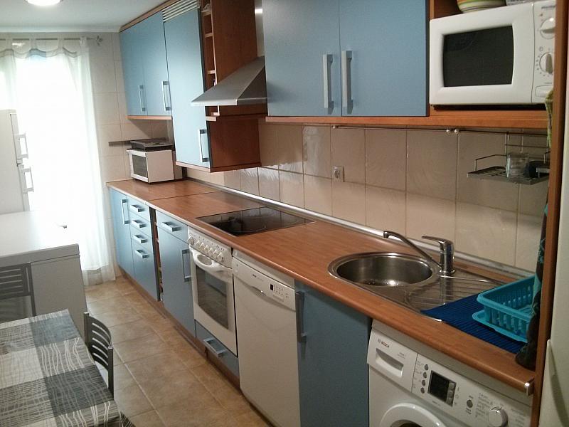Cocina - Piso a compartir en calle Maestro Rovira, Huesca - 203146710