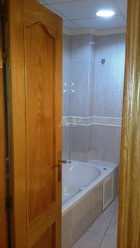 Baño - Piso en alquiler en calle María Zambrano, Guadix - 333127873