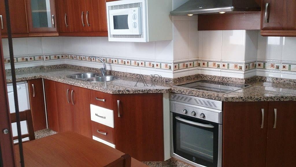 Cocina - Piso en alquiler en calle María Zambrano, Guadix - 333127900