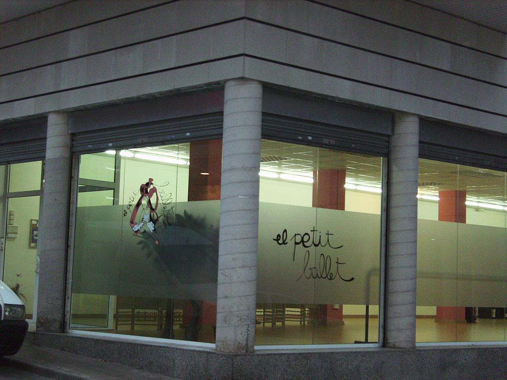 Vistas - Local comercial en alquiler en calle Jacint Verdaguer, Nucli urba en Sant Fruitós de Bages - 297432806