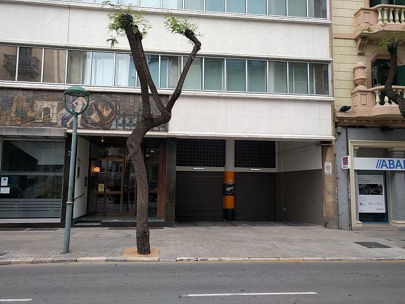 Parking - Parking en alquiler en calle Antoni Rovira i Virgili, Eixample Tarragona en Tarragona - 273200769