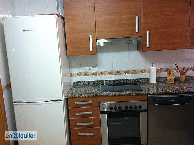 Cocina - Piso en alquiler en calle Federico Canonigo Salas, San Juan de Alicante/Sant Joan d´Alacant - 328544937