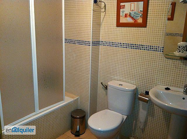 Baño - Piso en alquiler en calle Federico Canonigo Salas, San Juan de Alicante/Sant Joan d´Alacant - 328544940