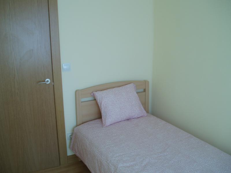 Dormitorio - Piso en alquiler en calle Ejército, Primer Ensanche en Pamplona/Iruña - 116820759