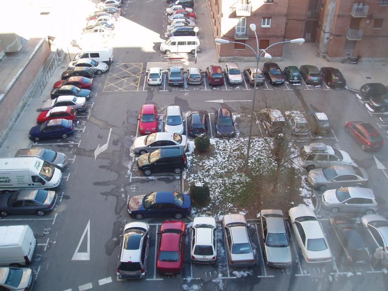 Parking - Piso en alquiler en calle Ejército, Primer Ensanche en Pamplona/Iruña - 116820765