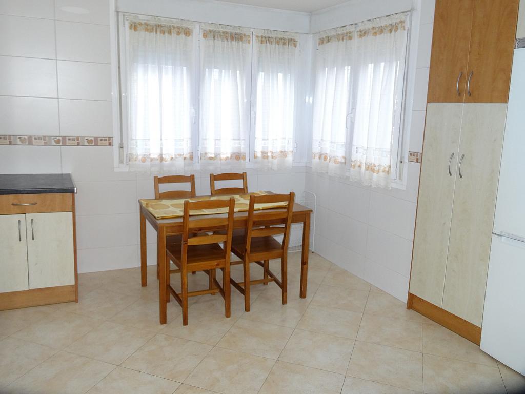 Cocina - Piso en alquiler en calle Ejército, Primer Ensanche en Pamplona/Iruña - 347105624