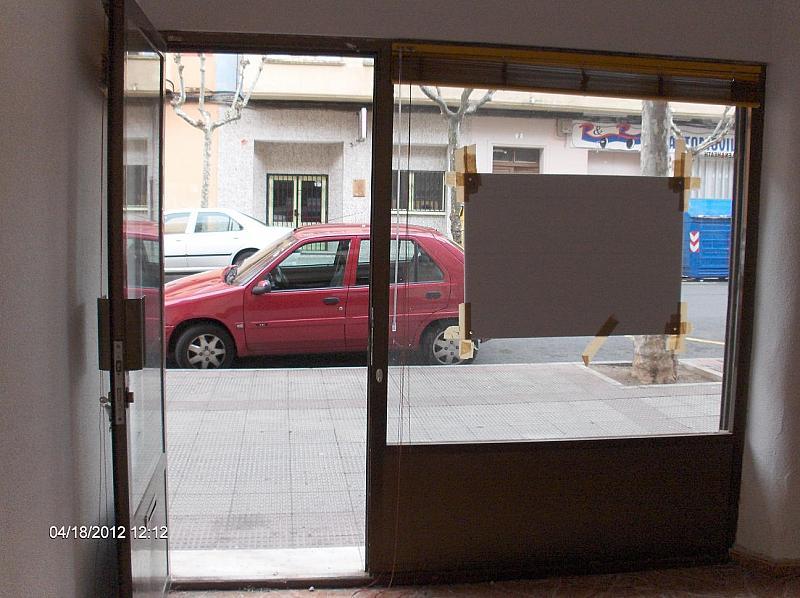 Detalles - Local comercial en alquiler en calle General Primo de Rivera, Casco Antiguo en Logroño - 207531643