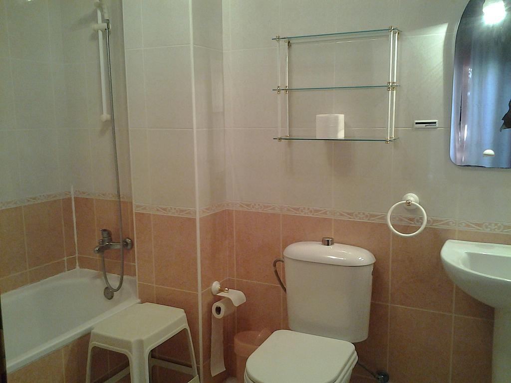 Baño - Piso en alquiler en plaza Cataluña, Jerez Ciudad en Jerez de la Frontera - 306563157