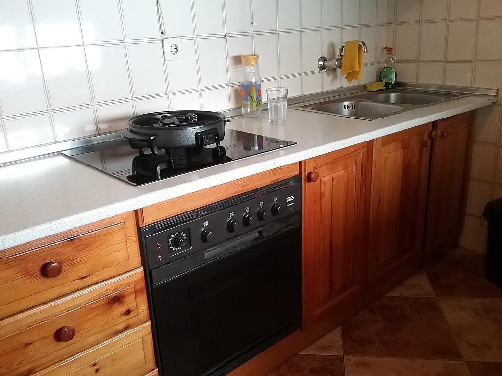 Cocina - Piso en alquiler en plaza Cataluña, Jerez Ciudad en Jerez de la Frontera - 306563694