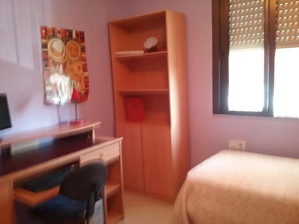 Dormitorio - Piso en alquiler en plaza Cataluña, Jerez Ciudad en Jerez de la Frontera - 306564538