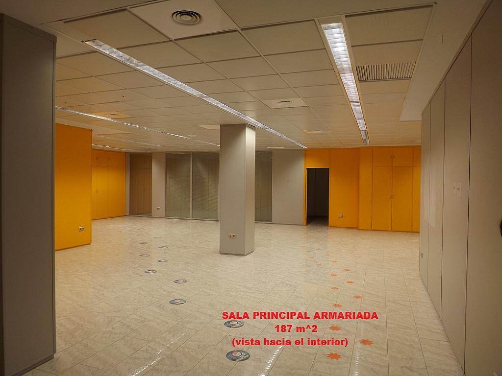 Vistas - Local comercial en alquiler en calle Tribunal de Las Aguas, Quart de Poblet - 314901450